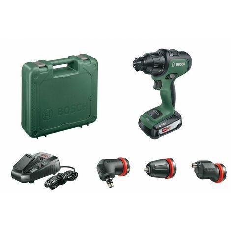 Perceuse Visseuse à percussion 18V Bosch ADVANCED IMPACT Batterie Lithium 2,5Ah Chargeur