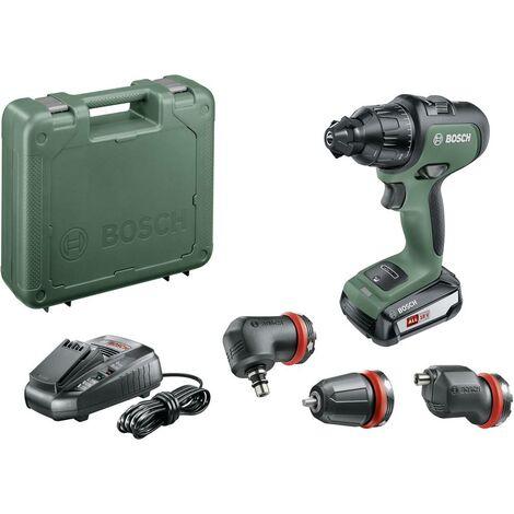 Perceuse-visseuse à percussion sans fil Bosch Home and Garden AdvancedImpact 18 06039B5102 18 V 2.5 Ah Li-Ion + batterie, + accessoires, + mallette 1 pc(s)