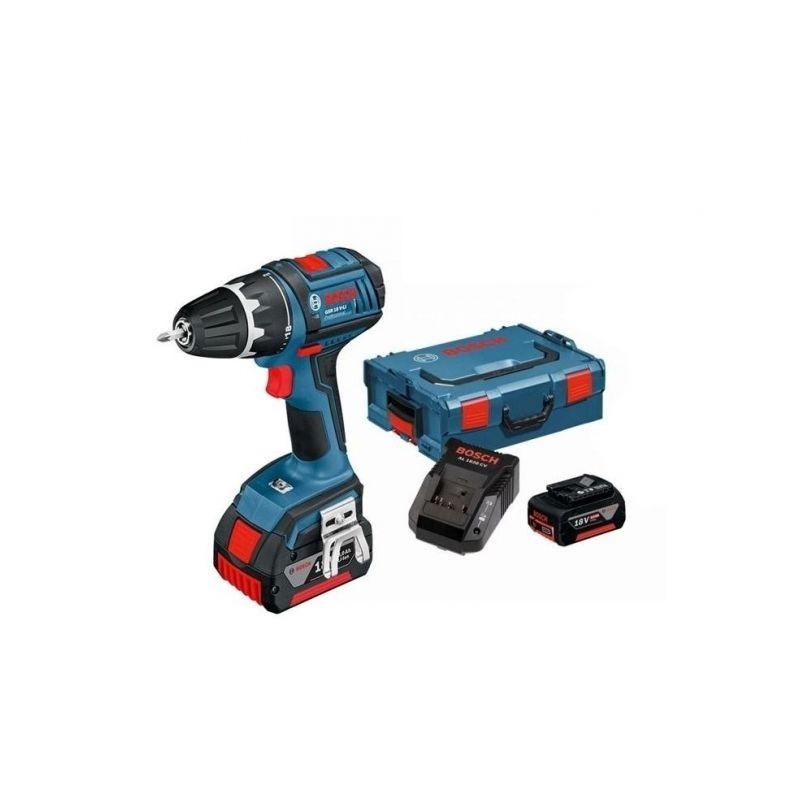 Perceuse visseuse sans fil GSR 18V-LI 4Ah Bosch 060186610H