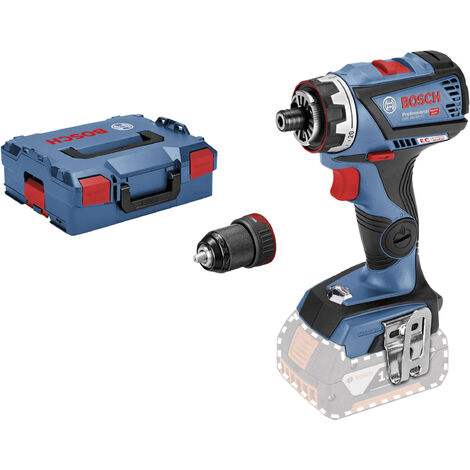 Perceuse visseuse BOSCH GSR 18V-60 FC - en coffret - Systeme FlexiClick - 06019G7103