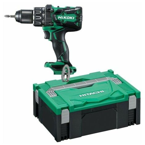 Perceuse visseuse Brushless Multi Volt 36 V - 18 V / 138 Nm Hitachi-Hikoki DS36DAW2Z (machine seule)