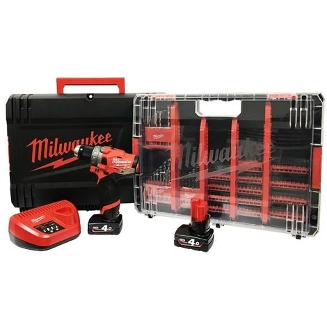 PERCEUSE VISSEUSE COMPACTE MILWAUKEE M12 FDD