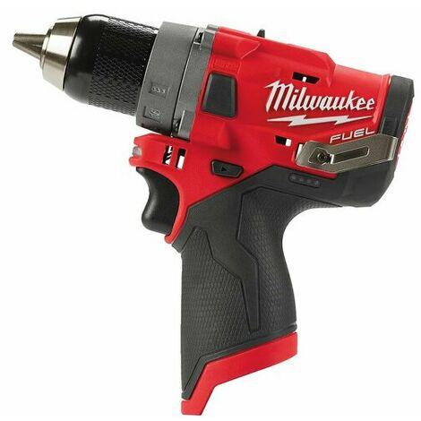 PERCEUSE VISSEUSE COMPACTE MILWAUKEE M12 FDD - plusieurs modèles disponibles