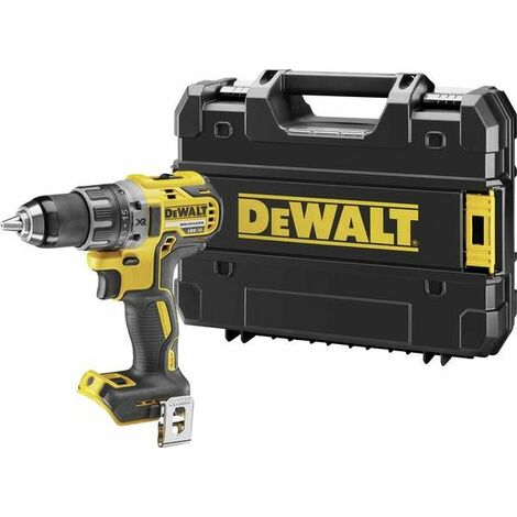 Perceuse visseuse DEWALT Compact 18V - Sans batterie ni chargeur - DCD791NT