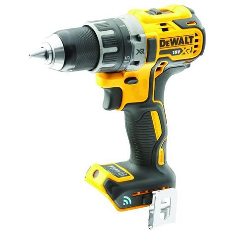 Perceuse visseuse DEWALT Compact 18V XR Tool Connect - Sans batterie, ni chargeur - DCD792NT