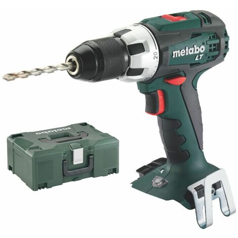 Perceuse visseuse METABO - BS 18V - LT Pick+Mix (sans batterie ni chargeur), coffret Metaloc - 602102840