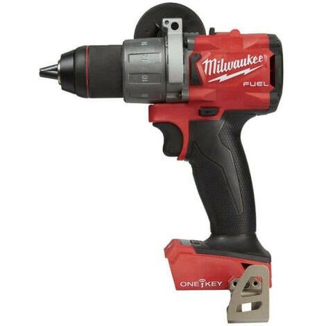 Perceuse visseuse MILWAUKEE FUEL One Key avec autostop M18 ONEDD2-502X - 2 batteries 18V 5.0Ah - 1 chargeur 4933464525