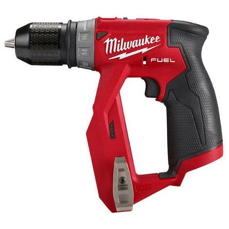 Perceuse visseuse MILWAUKEE M12 FUEL FDDX-0 sans batterie ni chargeur 4933464978