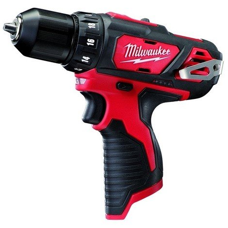 Perceuse visseuse MILWAUKEE M12BDD-0 12V - Sans batterie ni chargeur - 4933441930