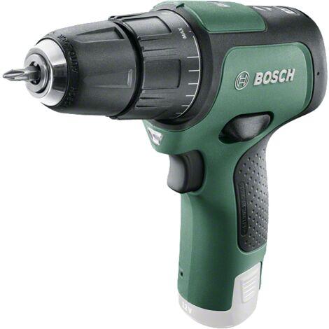 Perceuse-Visseuse sans fil à Percussion Bosch - Easyimpact 12 V (livrée sans Batterie, Système 12 V, emballage Carton)