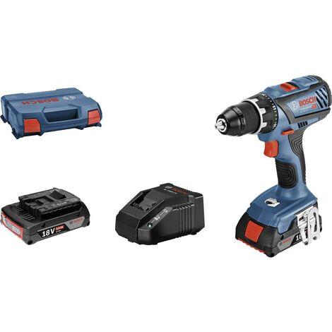 Perceuse-visseuse sans fil Bosch Professional GSR 18V-28 06019H4109 2 vitesses 18 V + 2 batteries, + mallette 1 pc(s)