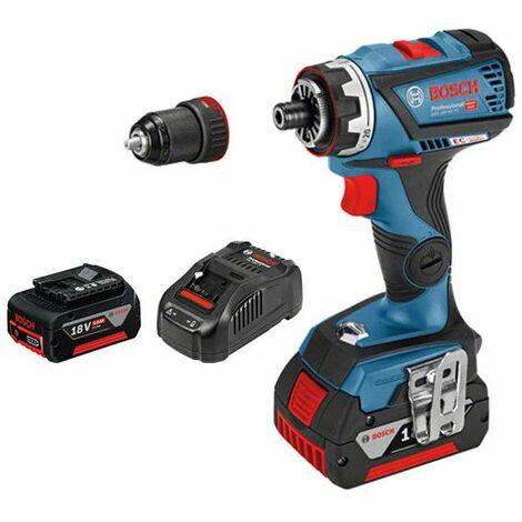 Perceuse-visseuse sans fil GSR 18V-60 FC L-BOXX - 06019G7101 - Bosch