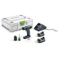 Perceuse-visseuse sans fil TXS Li 2,6-Plus 10.8V Festool