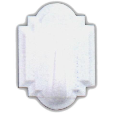Percha Adhesiva Blanco Bl.2 - INOFIX - 2061-3
