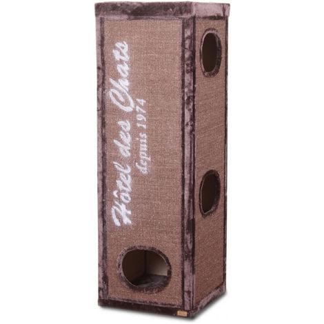 perche arbre chat de scratcher | chat Rockefeller Tendance 180 | cave arbre grattoir et plusieurs niveaux