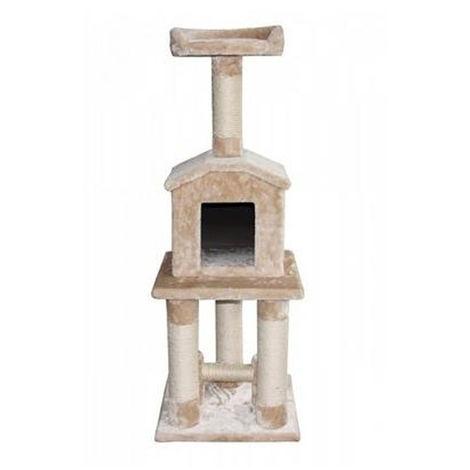 perche arbre chat de scratcher | Classique cat ceylan scratcher | Grattoir avec le poteau et la grotte