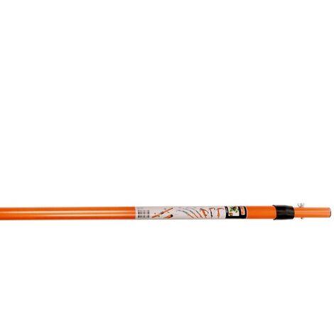 Perche en fibre de verre télescopique 1.8 à 3.2 mètres Bahco FP-3M