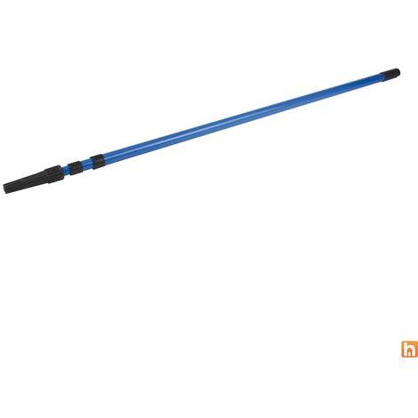 Perche télescopique en acier - T250182 - Silverline