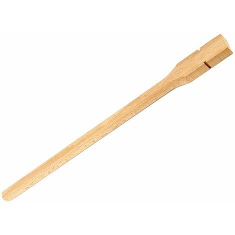 Perchoir en bois de pin à tourner 30cm
