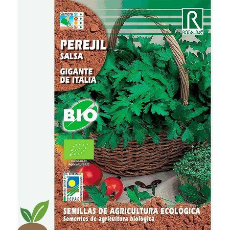 PEREJIL GIGANTE DE ITALIA ECO - SOBRE DE SEMILLAS 6 g