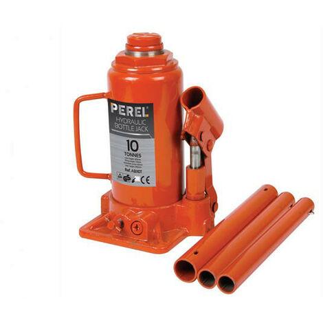 Perel Cric hydraulique 10T (ABJ10T)