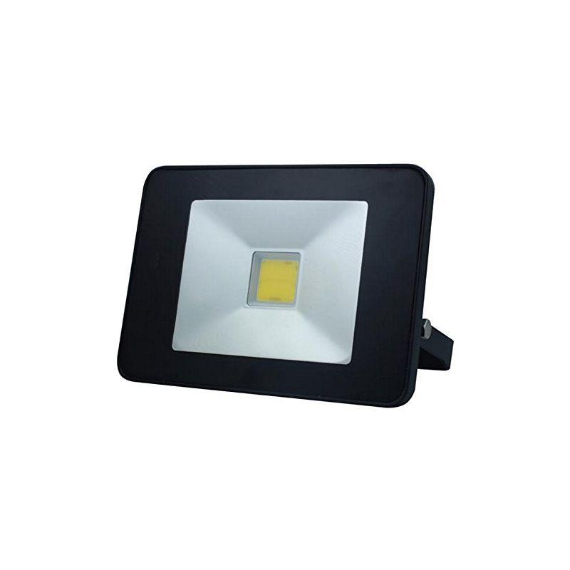 leda5002nw-BM Design Faretto a LED con sensore di movimento, 20 W, Bianco neutro - Perel