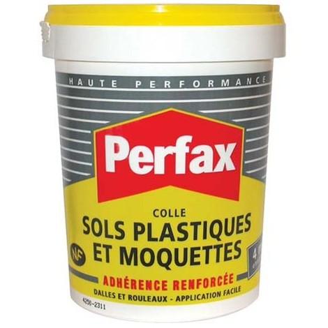 PERFAX - Colle moquette et sol plastique - 1 Kg