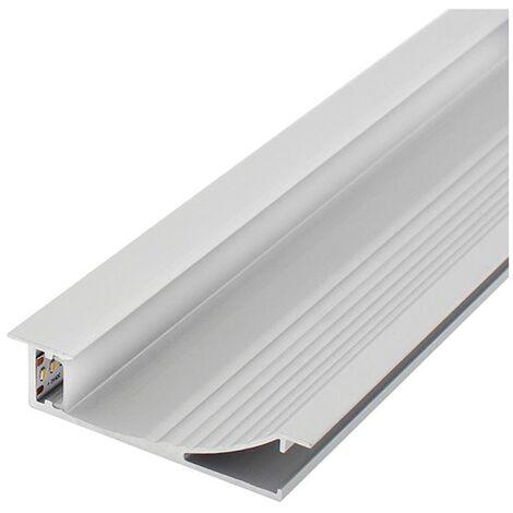 Perfil aluminio SwinSuit para empotrar 1m 12/24V