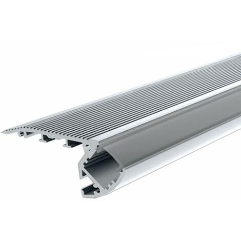Perfil de aluminio Escalera especial de 1 metro