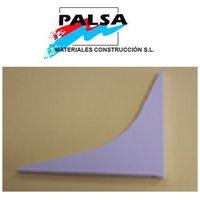 PERFIL ESCOCIA 60 mm PVC 2 PIEZAS