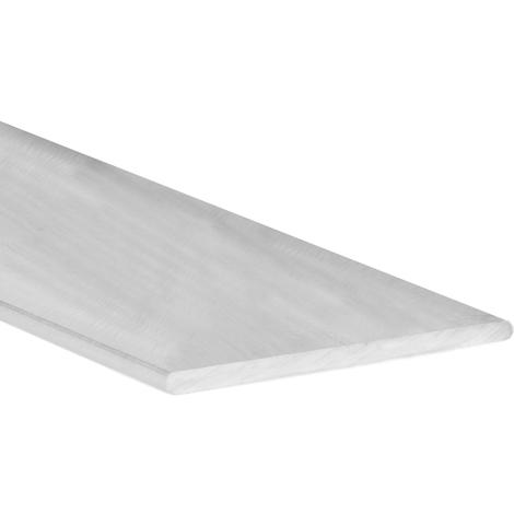 "main image of ""Perfil Plano de Pletina 30*1mm | Fabricado en Aluminio | Longitud 1m | Espesor de la Pletina 1mm"""