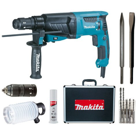 Perfo-burineur MAKITA SDS-Plus 720 W 23 mm -HR2320TSP1 - -