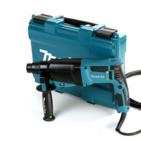 Perfo-burineur SDS-Plus 800W 26mm Makita HR2630 + 5 forets SDS-Plus