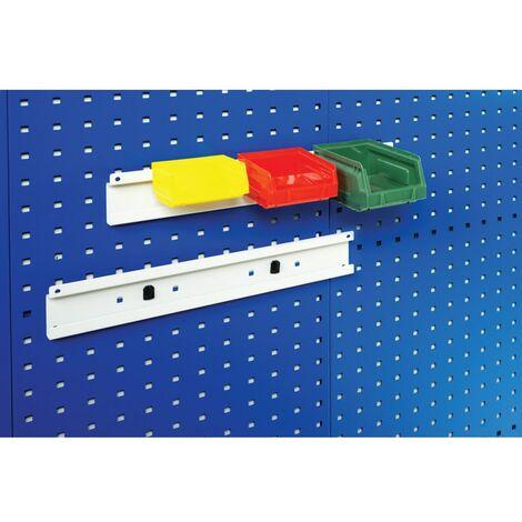 Perfo Storage Accessories - Plastic Bin Storage Strips
