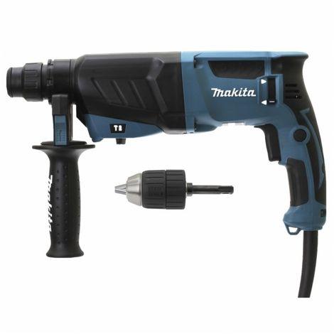Perforador SDS-Plus 800W 26mm HR2630X7 MAKITA
