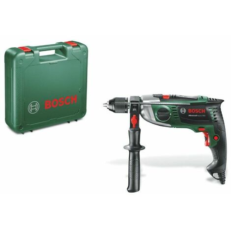 Perforadora Bosch AdvancedImpact 900 en estuche: 900 W - 73 Nm