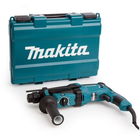 Perforadora MAKITA SDS-Plus 800W Ø26mm - En estuche - HR2630