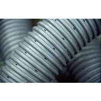 Perforated Land Drain - 80mm (O.D.) x 25mtr Coil