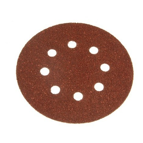 Perforated Sanding Discs 125mm