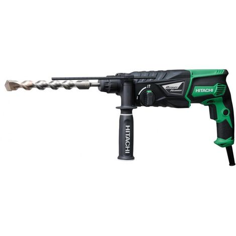 Perforateur 830W SDS-plus - HIKOKI - DH26PB