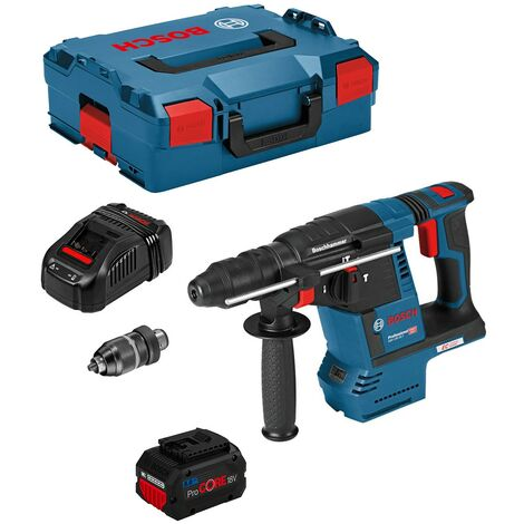 Perforateur BOSCH GBH 18V-26 F (1 x 8,0 Ah ProCore GAL1880CV L-Boxx 136)