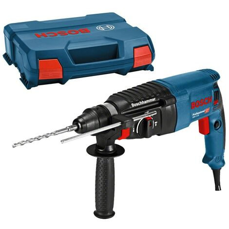 Perforateur SDS-plus GBH 2-26 Bosch Professional en coffret