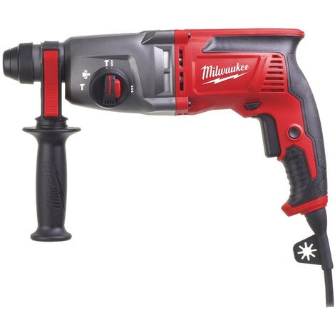 Perforateur / Burineur 800W 2,4J EPTA - Milwaukee - PH 26 T