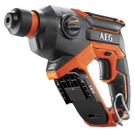 Perforateur burineur AEG SDS Plus 18V - Sans batterie ni chargeur BBH18C-0