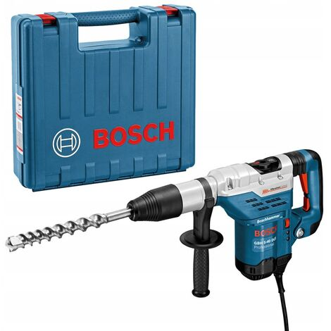 Perforateur burineur BOSCH - 1150 W - GBH5-40DCE - 0611264000