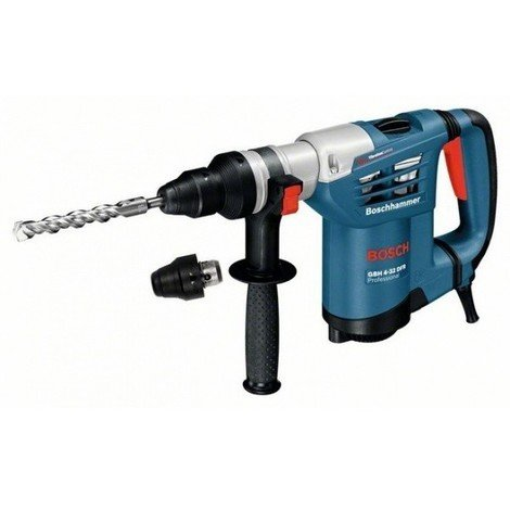 Perforateur burineur BOSCH - GBH 4-32 DFR Professional - 900 W - 0611332101