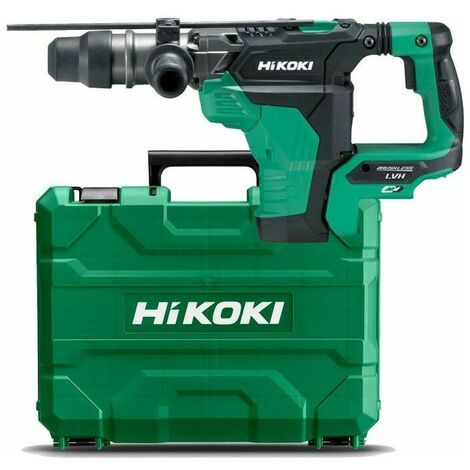 Perforateur Burineur Brushless 40 mm SDS Max Multi Volt 36V Li-ion Hitachi - Hikoki - sans batterie ni chargeur
