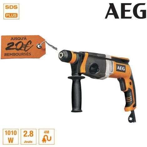 Perforateur burineur électrique AEG SDSPLUS 1010 W 2.8 Joules KH 28 Super XE