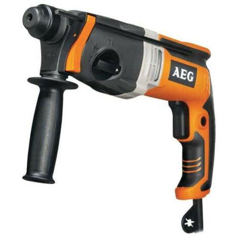 Perforateur burineur électrique AEG SDSPLUS 800W 2.5 Joules KH 26XE