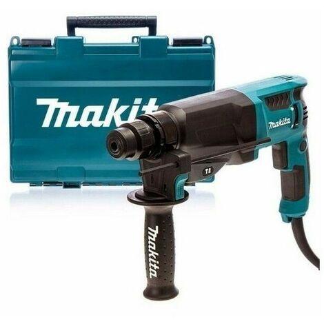 Perforateur burineur MAKITA SDS-Plus 800W Ø26mm HR2630 en coffret